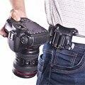 Для Canon 600D 700D 650D для Nikon D5300 D7000 D800 Камера быстрый Ремень Кобура Вешалка Пояс Пряжка Кнопка Крепление Дешевые Продажа