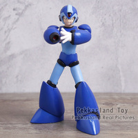 Rockman SHF S.H.Figuarts Megaman X D Ares PVC Action Figure Collectible Model Toy 14CM