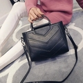 2016 New Women Small Handbags Woman Messenger Bags Crossbody Hand Bags For Young Girls Ladies PU Leather European Style Handbag