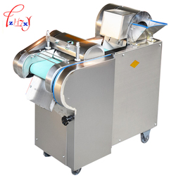 Commercial vegetable Slicer Onion Slicing Cutter Machine electric Vegetable potatoes carrots onions Cutting Machine 660 type 1pc