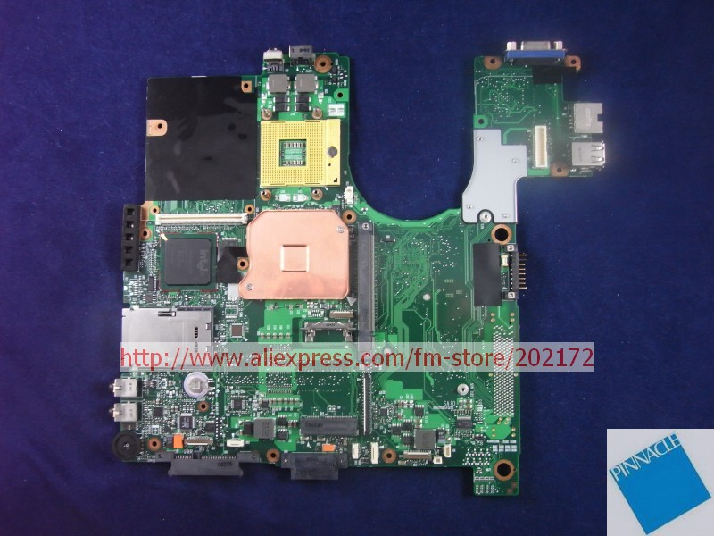 V000068620 MOTHERBOARD FOR TOSHIBA Satellite A100 A105 6050A2041301  TESTED GOOD