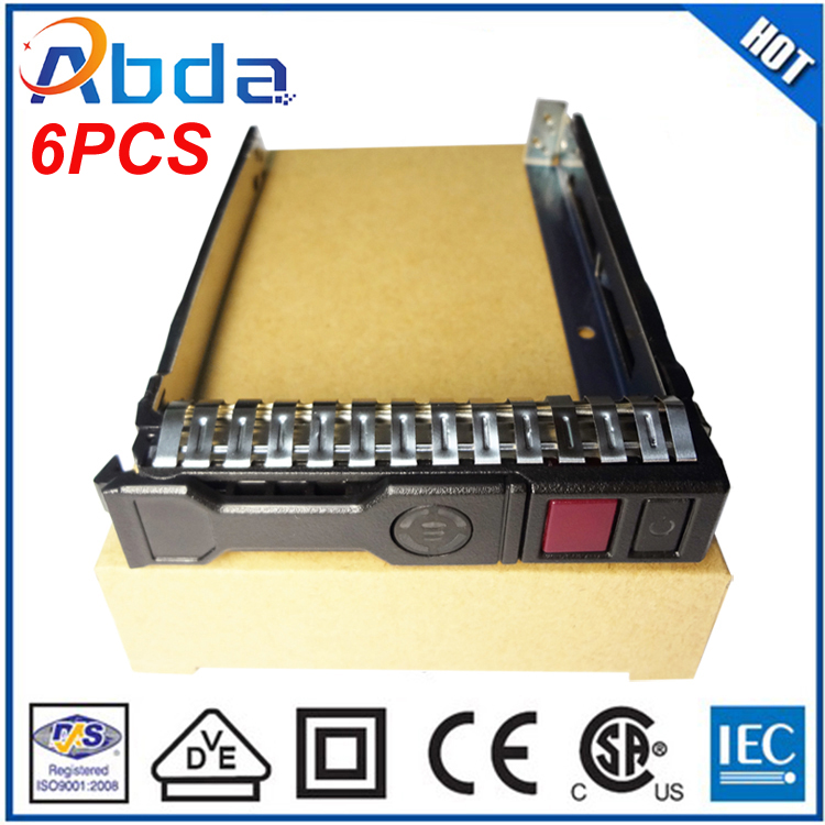 Billiger Preis Dhl/fedex Freies Verschiffen 727695-001 G10 Gen10 2,5 Sff Nvme Festplatte Hdd Tray Caddy Für Hp