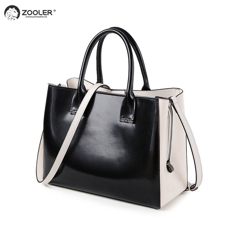 NEW ZOOLER genuine leather bags for women luxury handbags bags woman famous brand designer shoulder bag