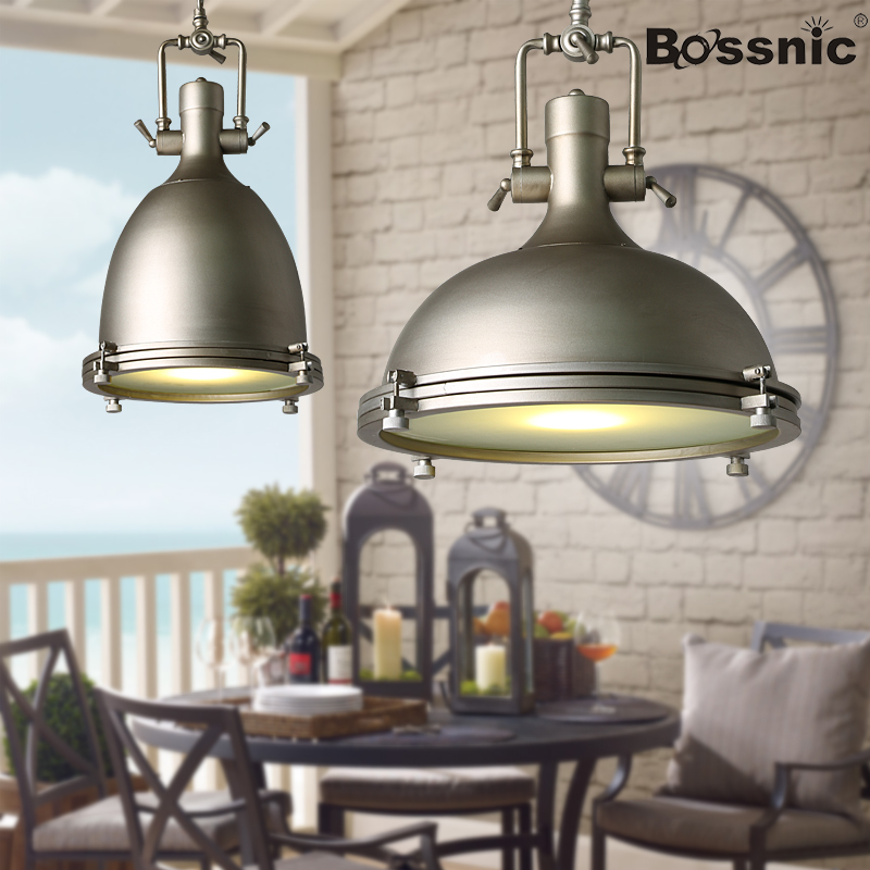 BossnicLighting Industrial restoring ancient ways Creative personality Pendant light for Living room|Dining room|Hotel lamp