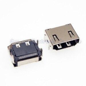 20 pièces Port HDMI 19PIN Prise HDMI HDMI Femelle SMT 180 degrés Interface Informatique