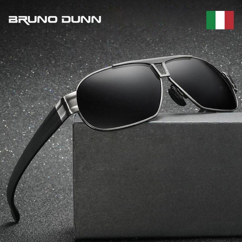 Bruno dunn Óculos De Sol Dos Homens Polarizados 2018 Mercedes de luxo de  Design Da Marca Óculos de Sol para o Sexo Masculino Gafas lentes Oculos  Aviador ... 6ecd2c0e96