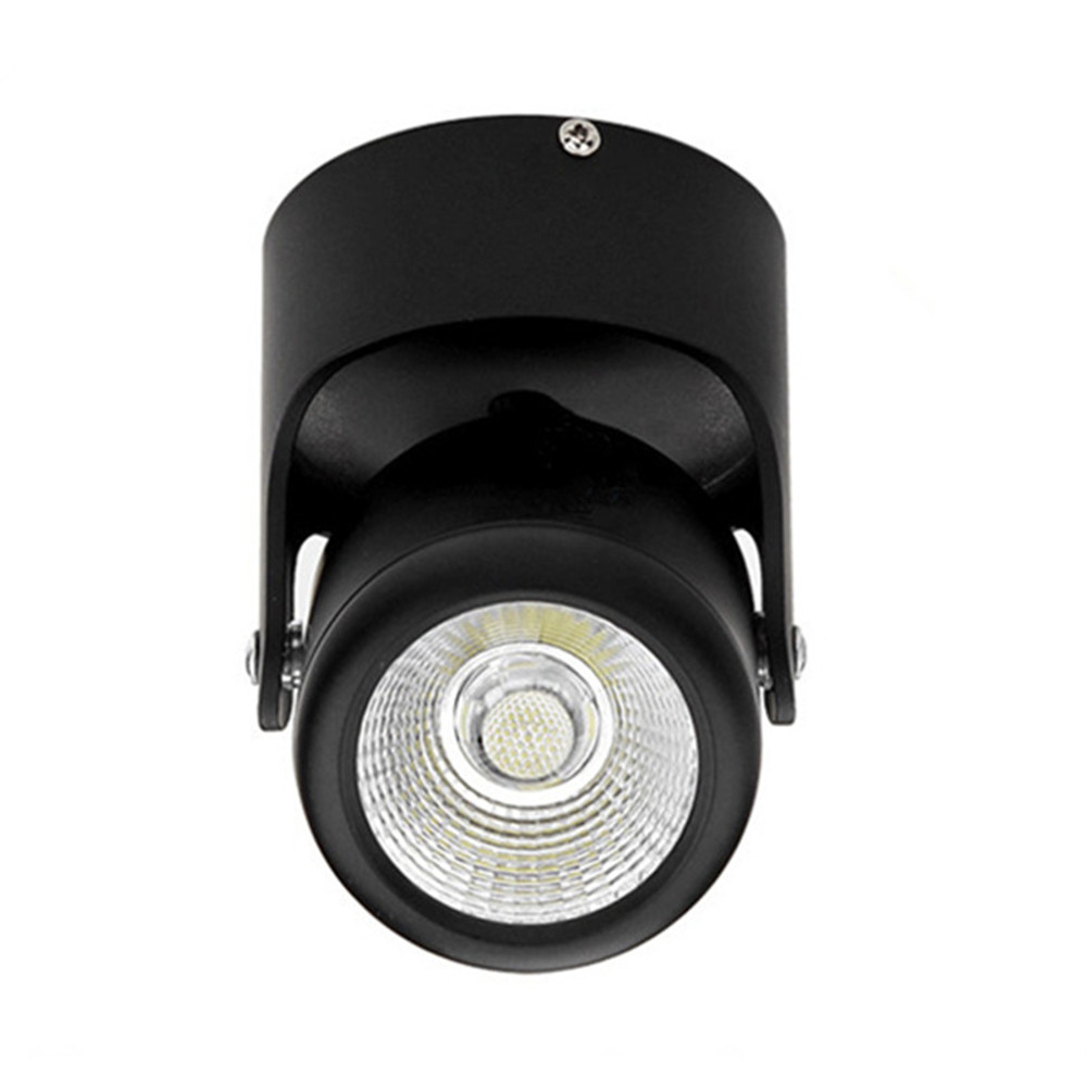 Led Surface Mounted Ceiling Downlight 360 Degree Rotating LED Spot Light 10W 15W 20W LED Ceiling Lamp Spot for Home Decor in Downlights from Lights Lighting