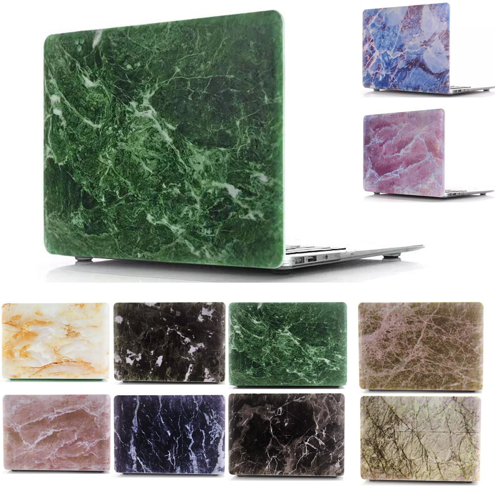 Hot Sale Marble Texture Hard Cover Case For Apple Macbook Air 11 13