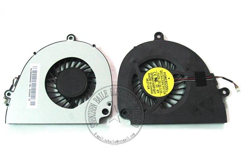 (50 шт./лот) 100% Новый оригинальный для Acer V3 V3-Q5WV1 Q5WV1 ноутбук кулер вентилятор