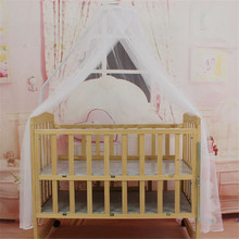 mosquito bar Nursery Baby Cot Bed Toddler Bed or Crib Canopy Home Mother Mosquito Net White P15 & Compare Prices on Canopy Baby Bed- Online Shopping/Buy Low Price ...