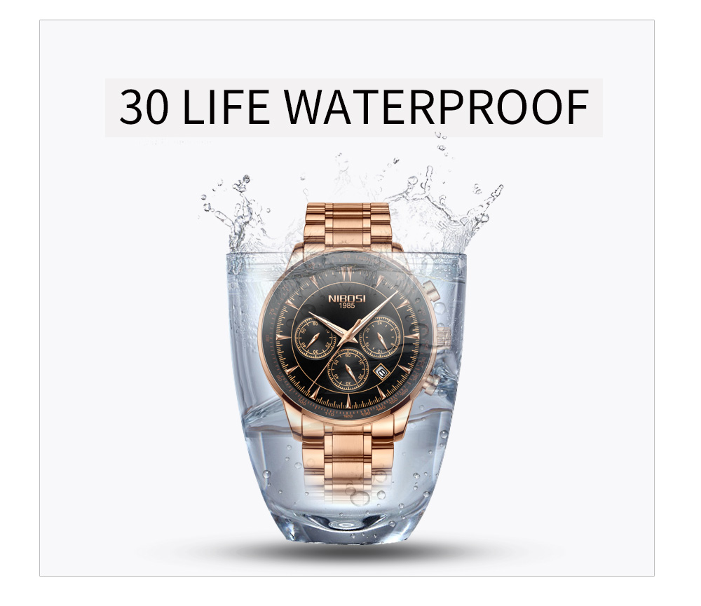 Relogio Masculino NIBOSI Quartz Watches Men Steel Band Men Watches 2018 Luxury Brand Waterproof Wrist Watches For Men Brand Saat (14)
