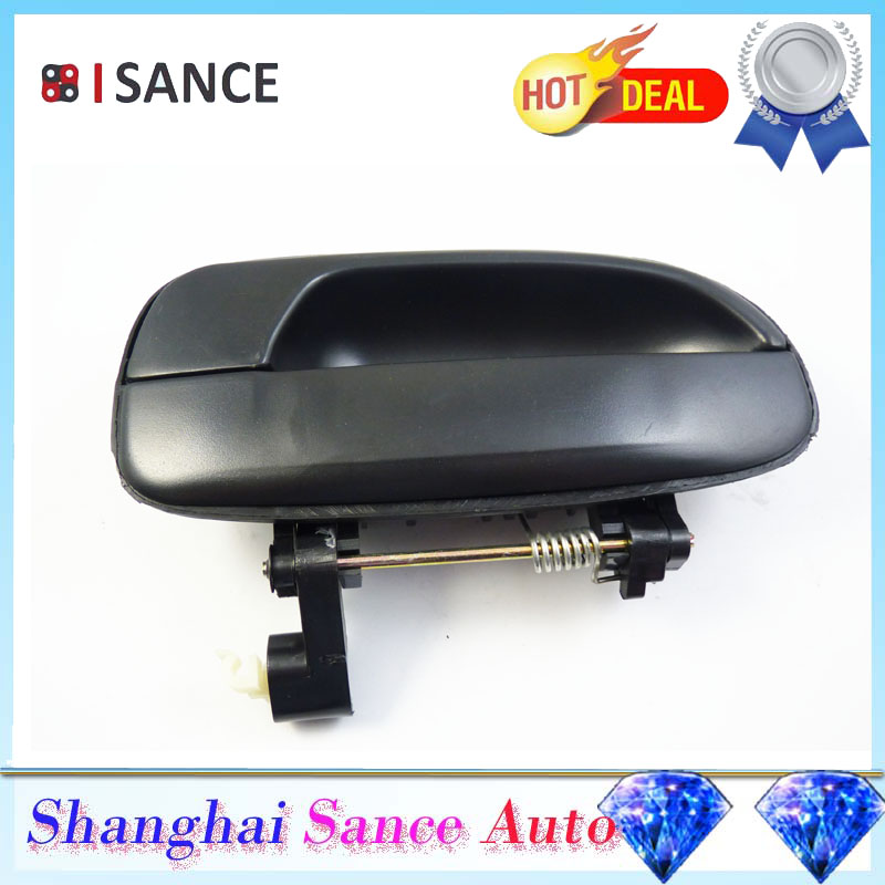 Isance outside exterior door handle rear left driver side 82650 25000 for hyundai accent 2000 Hyundai accent exterior door handle
