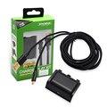 2016 Новый Черный 1400 мАч Аккумуляторная Батарея Заряда и Играть Комплект для Xbox one Беспроводной Контроллер с Usb-кабель