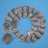 Handmade Bohemia Choker Necklace Woven Plush Ball Pendant Ethnic Collar Choker Necklace For Women