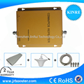 Gain 70dB gsm repeater 3g Dual Band 900Mhz 2100Mhz GSM WCDMA edge hspa 2g 3g mobile signal booster  AGC/MGC