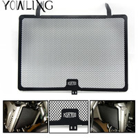 Motorcycle Accessories Radiator Protective Cover Guards Grille Cover Protecter For Yamaha XSR900 2016 2017 MT 09