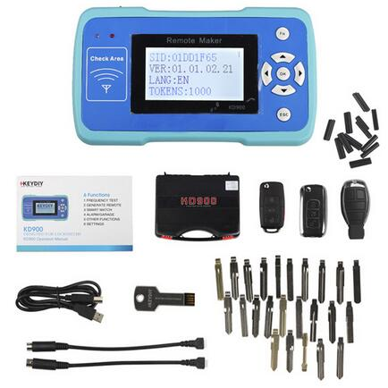 Бесплатная доставка (1 шт.) новейшая версия KD900 Remote Maker лучший инструмент для дистанционного управления обновление мира онлайн