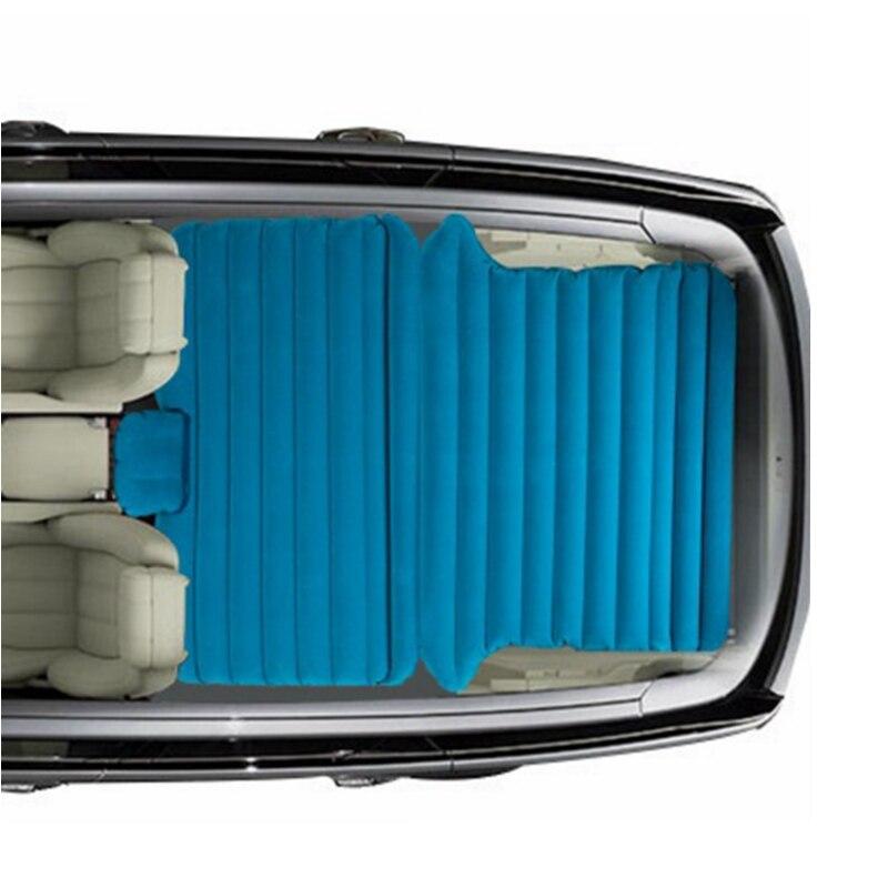 Заднего сиденья матрас внедорожник багажник кровать Автомобильные путешествия кровать 2 станки молнии связи универсального использования... - 3