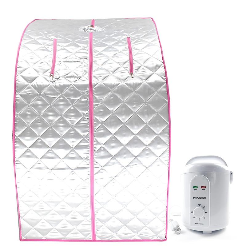 Far infrared folding home spa portable saunaFar infrared folding home spa portable sauna