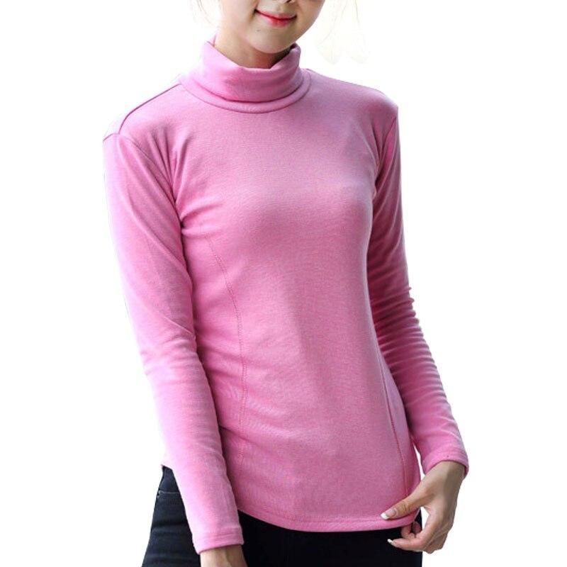 2016 Autumn Winter Fashion Women T Shirts Ladies Loose