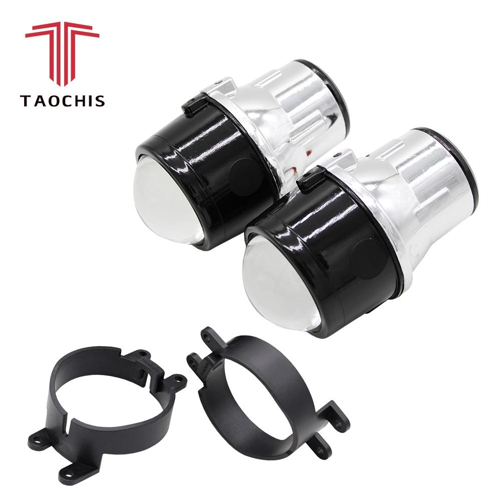 TAOCHIS M6 2.5 cal Światła przeciwmgłowe Obiektyw Projektora OEM Dla Toyota Corolla Prado Camry Yaris Levin lampa przeciwmgielna Hid Bi-ksenonowe H11 zestaw
