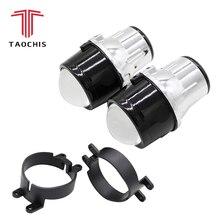 TAOCHIS M6 2.5 pollici luce di Nebbia Lente Del Proiettore OEM Per Toyota Corolla Prado Camry Yaris Levin foglight lampada Hid Bi -xeno H11 kit