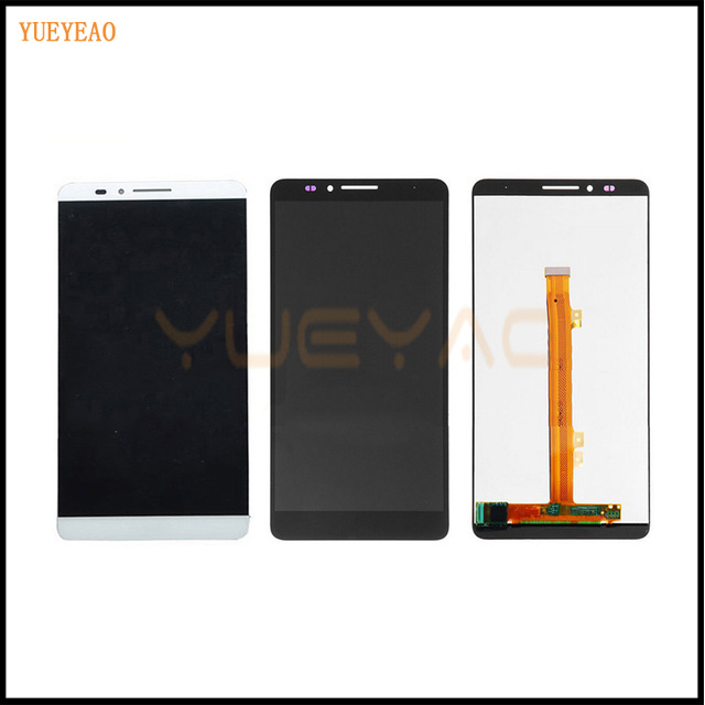 YUEYAO Lcd Display + Digitizer Touch Screen Assembly For Huawei Ascend G7 LCD Display with Touch Screen Digitizer Assembly yueyao lcd display digitizer touch screen assembly for huawei ascend p7 p7 l10 p7 l00 p7 l05 lcd screen aseembly