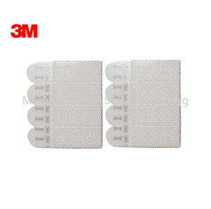 Image 3 - 60pcs Small 3M command Picture Hanging Strips Command Inter Locking Faster for Home Decor