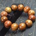 Authentic Burma rosewood beads Bracelet size 1.2-2.0 cm ebony Bracelet bijoux new arrival 0672