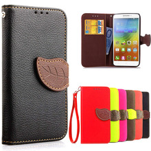 For font b Lenovo b font A 5000 Phone Case With Card Slots Holder Wallet Flip