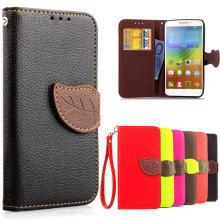For Lenovo A 5000 Phone Case With Card Slots Holder Wallet Flip Back Cover For Lenovo A5000 Silicone Case