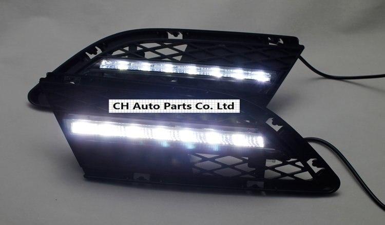 GRATIS VERZENDING, CHA SPECIALE LED-DAGRIJVERLICHTING V1, VOOR 2009-2011 BAYERISCHE motoren WERKE LINE 3, E90
