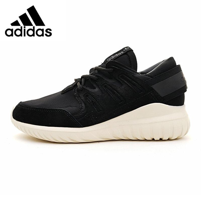 Adidas Tubular Nova Клевер Для мужчин кроссовки, открытый кроссовки обувь, черный, дышащий износостойкий S74822