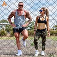 2017 YD New Men S Sport Vets Sleeveless Running Vest Men Gym Clthing Sport Tank Top