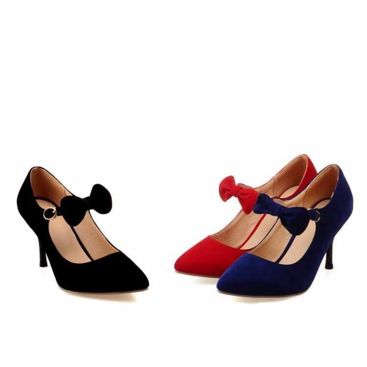 Estilo do verão das senhoras sapatos sexy mulher zapatos de mujer das mulheres bombas de salto alto sapatos de casamento chaussure femme sapato feminino 6684