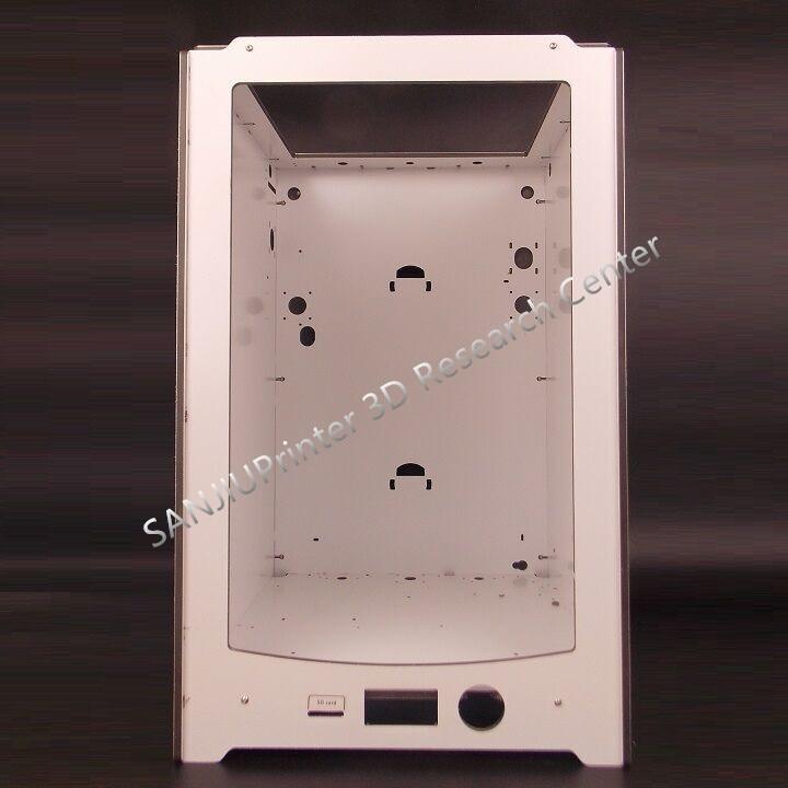 SANJIUPrinter Z360 Aluminium Frame Shell Higher Than Ultimaker2 UM2 Extended Frame 3D Printer Case Outer Hot