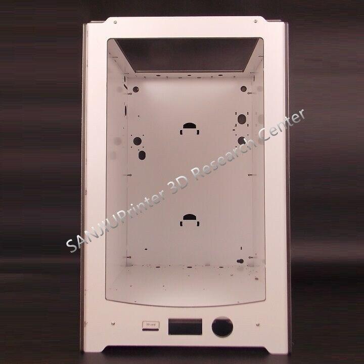 SANJIUPrinter Z360 En Aluminium Cadre En Plastique Shell Plus élevé que Ultimaker2 UM2 Étendu Cadre 3D Imprimante Boîtier Externe Offre Spéciale!!!