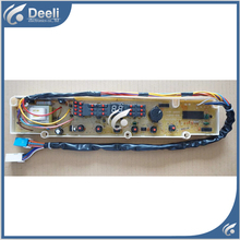 Free shipping 100% tested for washing machine XQB50-658 circuit control board motherboard 12 line 6 key on sale