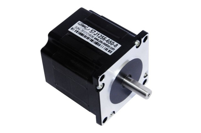 цена на Nema 23 3phase 0.9N.m 127ozf.in stepper Motor 57mm frame 6.35mm shaft 57J1256-650 JMC