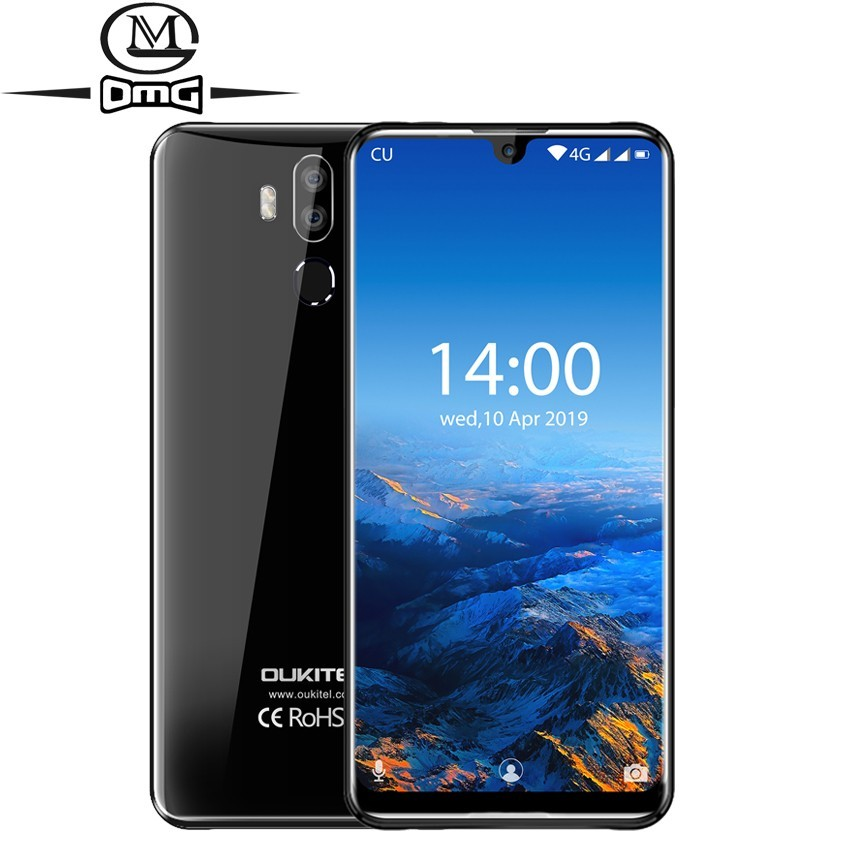 OUKITEL K9 7.12 FHD+ 1080*2244 cell phone 16MP+2MP/8MP 4G Smartphone Face ID 6000mAh 5V/6A Quick Charge phones OTG mobile phoneOUKITEL K9 7.12 FHD+ 1080*2244 cell phone 16MP+2MP/8MP 4G Smartphone Face ID 6000mAh 5V/6A Quick Charge phones OTG mobile phone