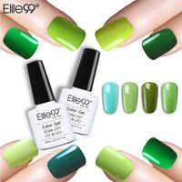 Elite99 Tränken Off Green Series Gel Polish 10 ML LED UV Gel Nagel Lack Primer Gel Lacke Nail art Maniküre farbe 36 Farben