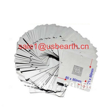 80 x 80mm Bga Stencil Laptop Universal Reballing 10 pcs/set,