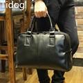 Tidog Briefcases A4 package bag handbag men's Computer Bag Shoulder Satchel Handbag