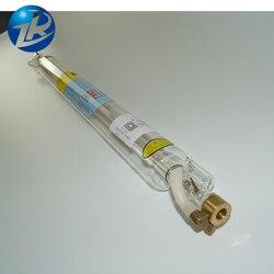 SHZR o mocy 60 watów Co2 rura laserowa do laserowa maszyna grawerująca zamknięte Co2 lampy laserowej