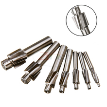 7pcs/set M3.2-M12.4 HSS Counterbore End Mill High-speed steel countersunk milling cutter with guide post мастер пленка a3 type 37 e a3 s 6948e