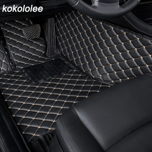 Image 2 - kokololee custom car floor mats for honda accord 2003 2007 2019 city jazz crv civic stream elysion spirior insight floor mats
