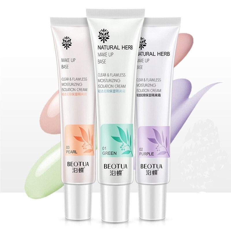 Makeup Base Concealer Eye Contour Corrector Cream Cover Dark Eye Circle Makeup Face Foundation