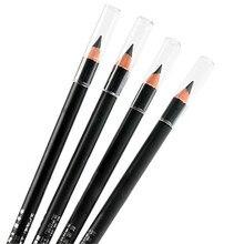 2 шт. Черный Гладкий Водонепроницаемый косметический карандаш для бровей Макияж Красота инструмент 7LHY