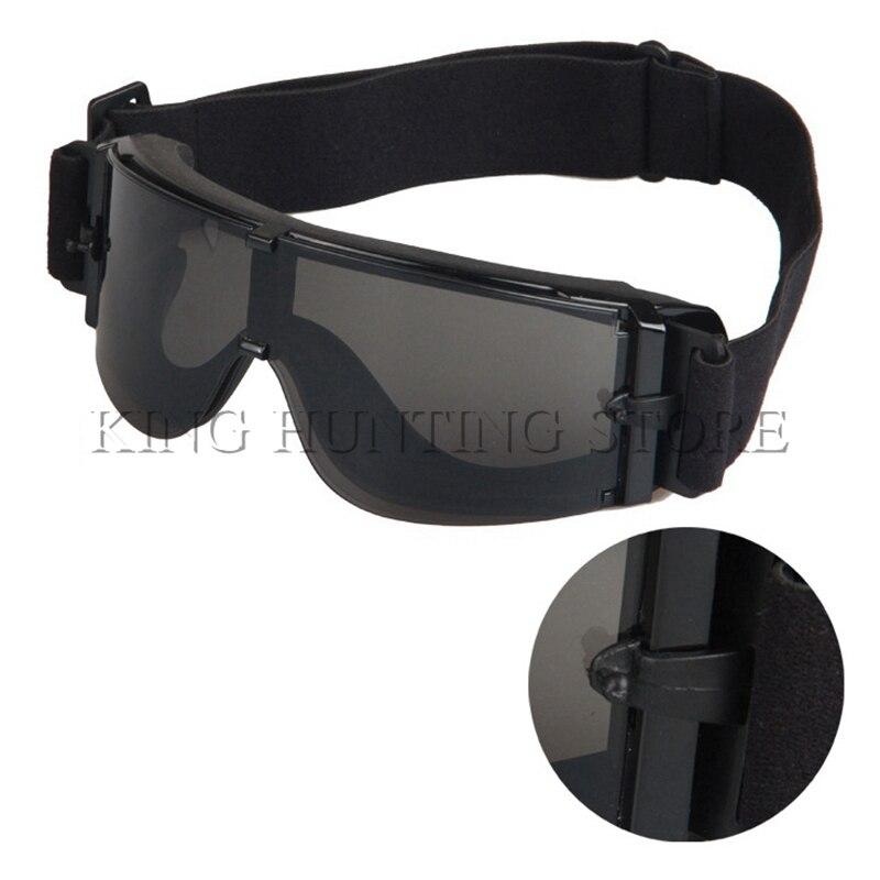 Tan preto Hot Sale Verde Óculos de Proteção Tático Airsoft USMC Army  Paintball Airsoft Tactical óculos de Sol Óculos Óculos de Proteção em  Caminhadas ... 1ab0f7f6f4
