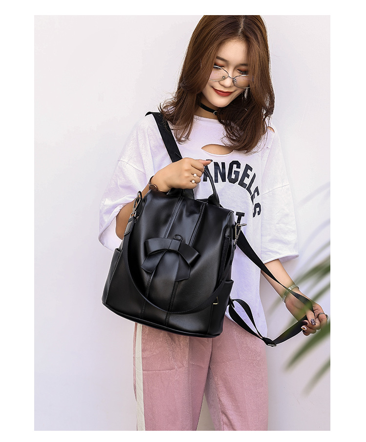 HTB1xGTLUOrpK1RjSZFhq6xSdXXa6 - Leisure Women Backpack High Quality Leather Lady Anti Theft Shoulder Bags Lovely Girls School Bags Women Traveling Backpack